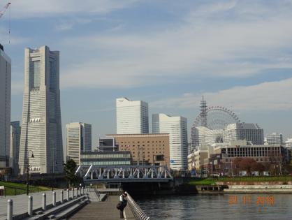 Wizyta w Japonii