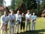 Obóz aikido w Gołkowicach